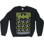 Ugly Batman Sweater - DC Comics Sweatshirt