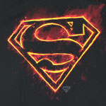 Superman Energy Logo - DC Comics T-shirt
