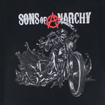 Last Ride - Sons Of Anarchy T-shirt