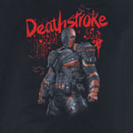Deathstroke Dripping Bats - DC Comics T-shirt
