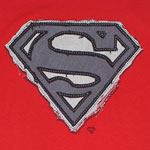 Superman Faux Twill - DC Comics T-shirt