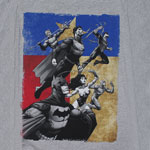 New 52 Texas Flag - DC Comics T-shirt