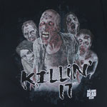 Walkers Killin It - Walking Dead T-shirt