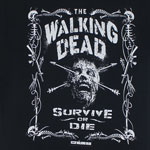 Survive Or Die - Walking Dead T-shirt