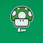 1Up Mushroom - Mushrooms - Nintendo T-shirt