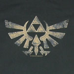 Twilight Princess Triforce - Legend Of Zelda T-shirt