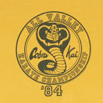 All Valley Karate Championship - Karate Kid Sheer T-shirt
