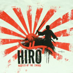 Hiro, Master Of The Sword - Heroes T-shirt