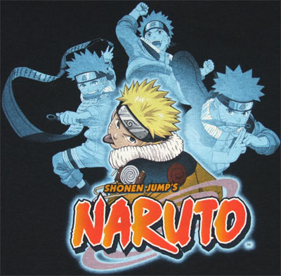 ShonenJump Naruto in Action