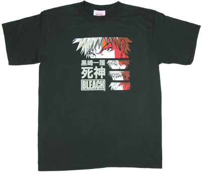 Ichigo Eyes - Bleach T-shirt