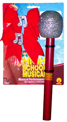High School Musical Performance Set