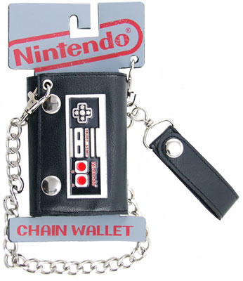 Nintendo Chain Wallet