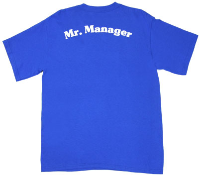 Mr. Manager - Arrested Development T-shirt