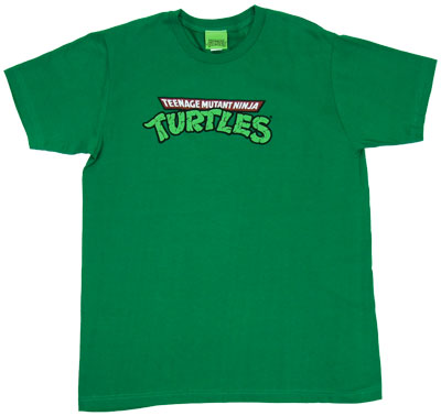 Classic TMNT Logo - Teenage Mutant Ninja Turtles Logo
