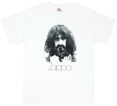 Zappa Portrait - Frank Zappa T-shirt