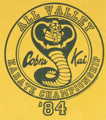 All Valley Karate Championship - Karate Kid T-shirt