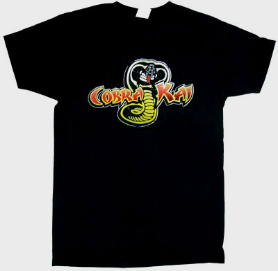 Cobra Kai - Karate Kid T-shirt