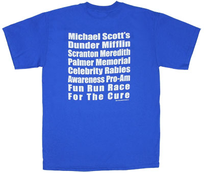 Fun Run - The Office T-shirt