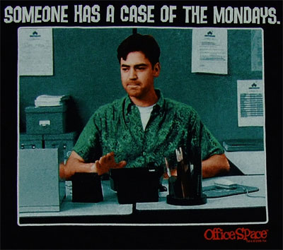 Office space quotes stock options