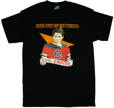 Evil Empire - Rage Against The Machine T-shirt