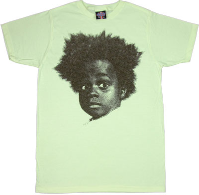 Buckwheat Big Face - Buckwheat Sheer T-shirt