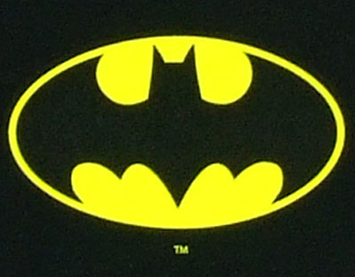 Batman Logo - DC Comics Juvenile T-shirt