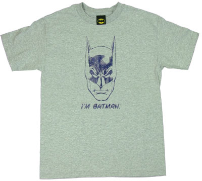 I\&#039;m Batman - DC Comics T-shirt