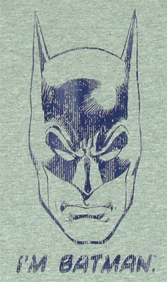 I\'m Batman - DC Comics T-shirt