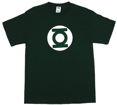 Green Lantern Logo - Green Lantern - DC Comics T-shirt