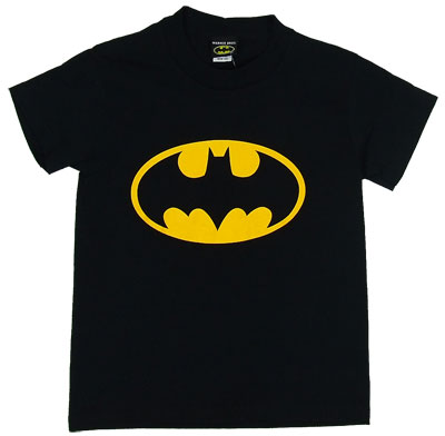 Batman Logo - Batman - DC Comics Boys T-shirt