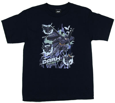 Attack From All Sides - Batman - Dark Knight Boys T-shirt