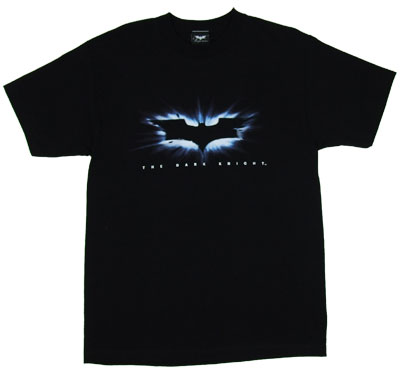 Silhouette Logo - Dark Knight T-shirt