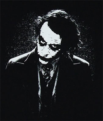Dark Joker - Dark Knight T-shirt