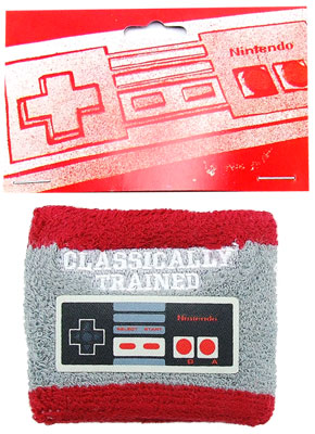 Classically Trained - Nintendo Wristband