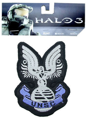 UNSC Logo - Halo Patch