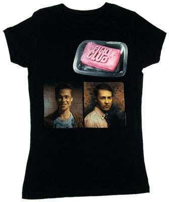 Fight Club Sheer Women\'s T-shirt