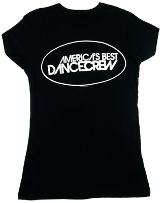 ABDC Logo - America\'s Best Dance Crew Sheer Women\'s T-shirt