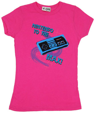 Nintendo To The Max - Nintendo Sheer Women\'s T-shirt