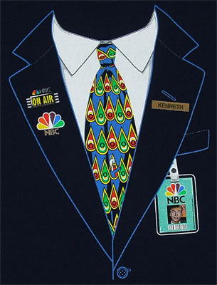 Kenneth Page Costume - 30 Rock T-shirt