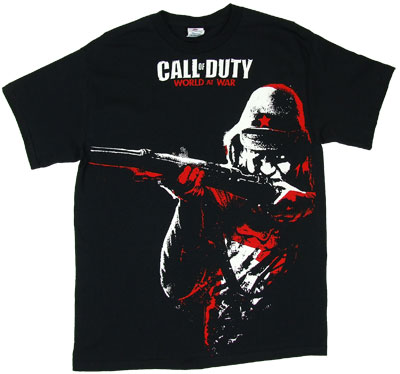 Soldier - Call Of Duty T-shirt