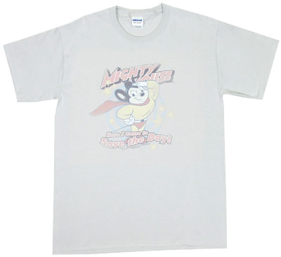 At Your Service - Mighty Mouse T-shirt