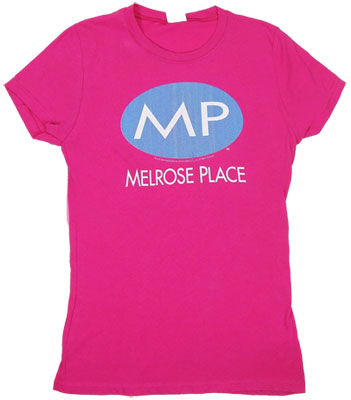 Melrose Place Logo - Melrose Place Sheer Women\&#039;s T-shirt