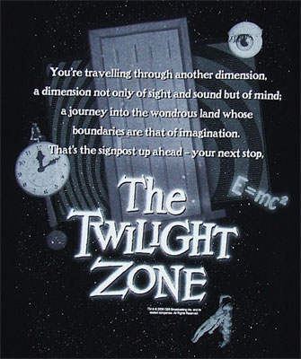 Twilight Zone T-shirt