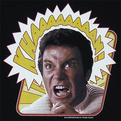 KHAAAAAAN! - Star Trek T-shirt