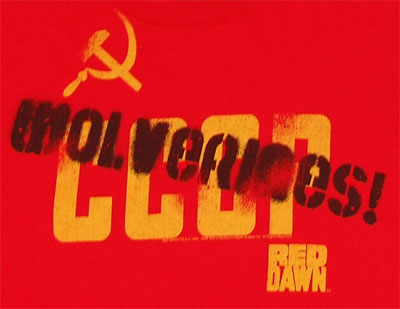 Wolverines - Red Dawn T-shirt