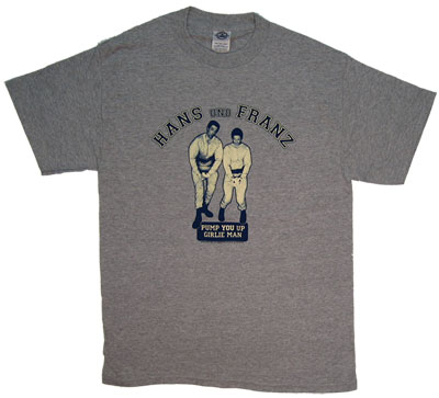 Hans Und Franz - Saturday Night Live T-shirt