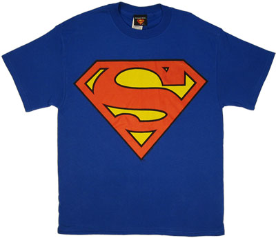 Superman Logo - Superman - DC Comics T-shirt