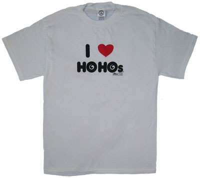 I Love HoHos - Hostess T-shirt