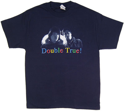 Double True! - Saturday Night Live T-shirt