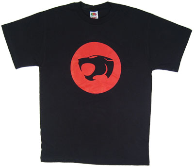 Thundercats Logo - Thundercats T-shirt